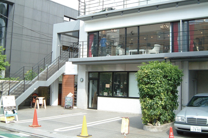 渋谷区神宮前3